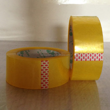 Oem Free Samples Single Sided Adhesive BOPP String Tape from big and old manufactory