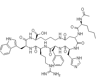 high quality Bremelanotide PT 141 189691-06-3