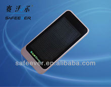 2012 the top quality solar powered phone charger for hiking SA010 super fast mobile phone charger