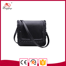 New design bag product embossed womans handbags in guangzhou handbag factory