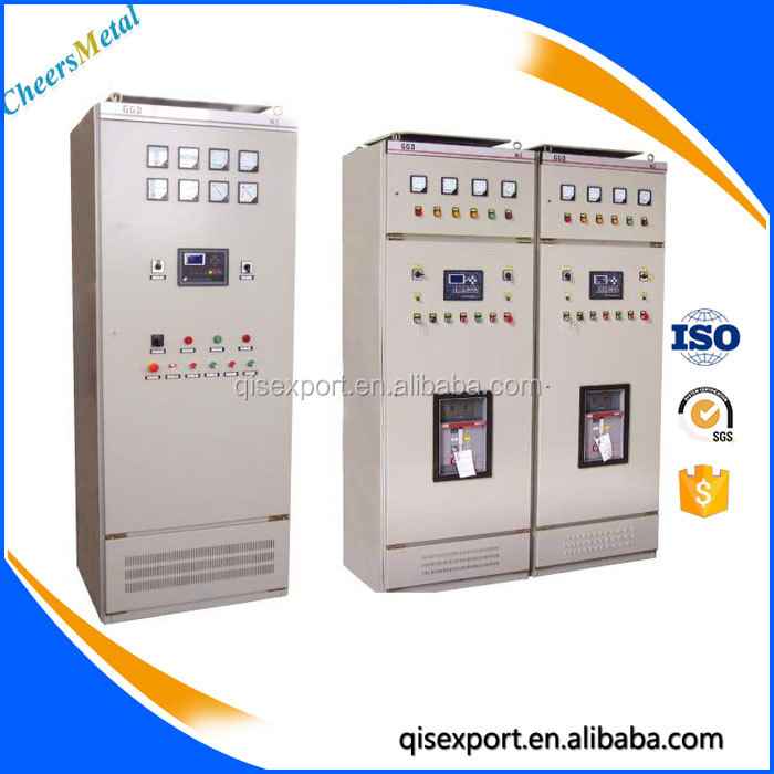 Gas insulated GIS switchgear