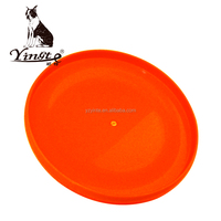 Yangzhou Yingte Plastic pet toy frisbee training toy