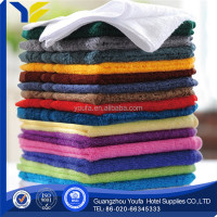 made in China terry cloth 100% cotton sauna towel