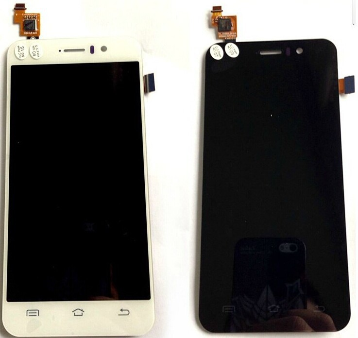 New Arrival !! Original G6 LCD Display+Touch Screen Replacement Assemble For JIAYU G6 Touch Pane Black White Color