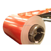 Prepainted Colorful Painted GI Galvnaized Steel Coil, Color Coated Glazed Metal Coils 0.12 Mm