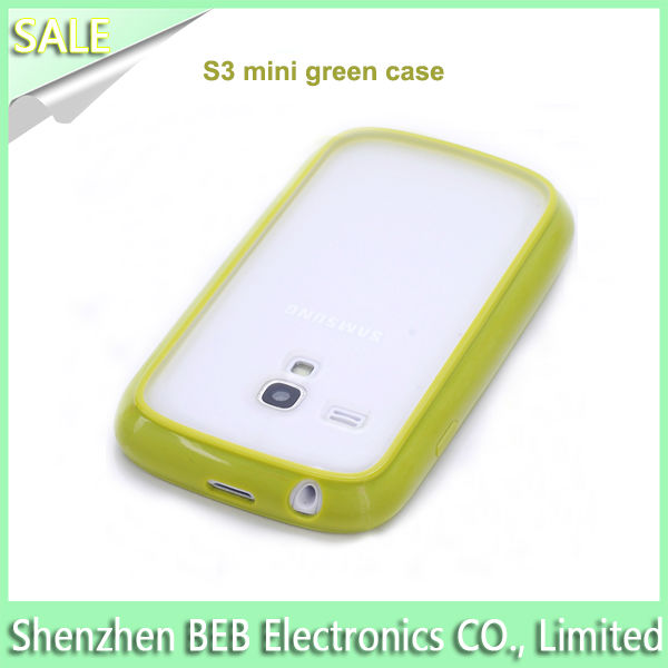Manufacture custom soft case for samsung galaxy s3 mini with low price
