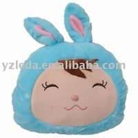 face cushion pillow/pillow toy