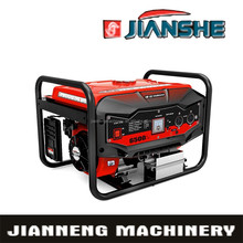 JIANSHE(CHINA) 2500 Watt Mini Small Electric Petrol Generator price