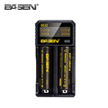 Hot!!!Basen super fast 2a*2a li-ion battery charger 12v US/UK/EU/AU PLUG available 2 slots in stock