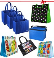 Hand carry bag, wine bag, food packaging bag