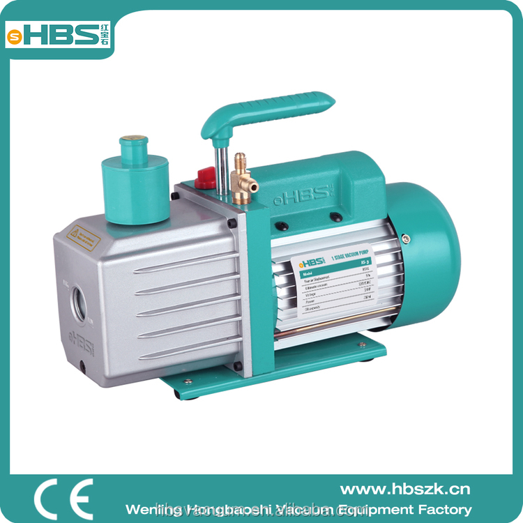 electric, mechanical china product, single stage cheap vacuum pump, RS-3 industrial pump