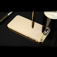 High quality mirror electroplating PC case for Iphone 6/7/8/X,for 4.7/5.5 inch,phone case cover for samsung