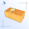 Chinese style direct sales popular high end wooden cigarette box cover