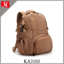 Vintage Canvas DSLR SLR Camera Bag Waterproof Rucksack Bag Laptop Backpack