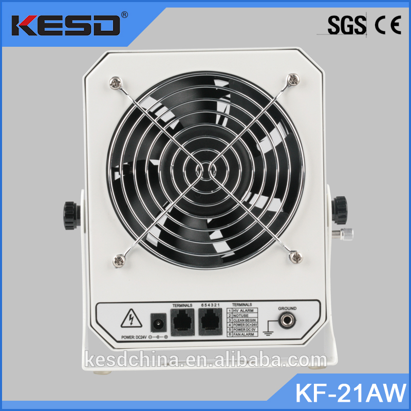 Small size KF-21AW static ionizing blower