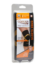 Free Shipping 250pcs/lot As seen on TV Copper Fit Pro Series Performance Compression knee sleeve Large size