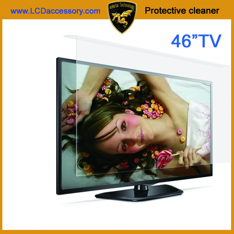 46 inch LCD LED TV Screen Display Protector Guard