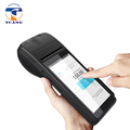 Quality handheld portable pos terminal android wideless all in one hardware gps system with printer scanner