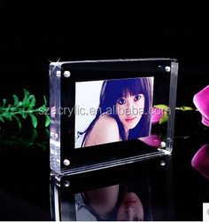 Custom Handmade Magnetic Acrylic Photo Frame