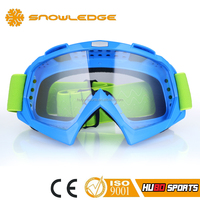 Best selling sport product transparent glasses high quality ATV helmet goggle
