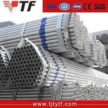 promotional steel galvanized steel pipe material properties