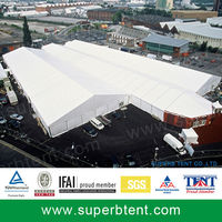 Losberger style event tent, hajj tents