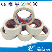 CL high quality brown masking tape manufacturer for 4S automotive spraying repair