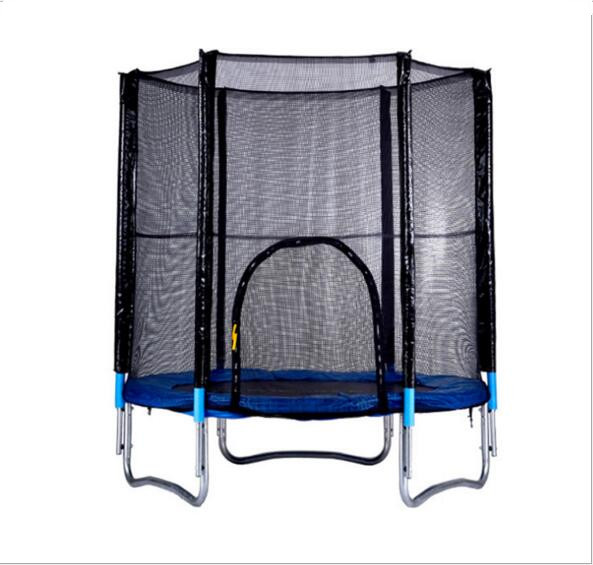 Cheap Outdoor Trampoline With Safety Net