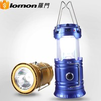 Led Rechargeable Lantern Hand Lantern Solar Lantern With Mobile Phone Charger