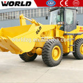medium size 3ton W136 road construction machines mini wheel loader price