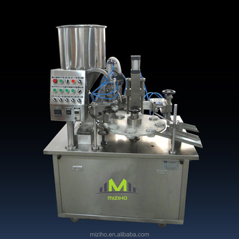 Semi-auto Soft Tube Filling Machine Toothpaste Tube Filling Machine Plastic Tube Filling and Sealing Machine