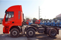 China factory Iveco Hongyan 6x2 290hp tow truck sale