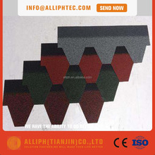fiberglasss Mosaic Asphalt Shingle roofing tile asphalt shingles