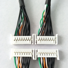 OEM custom factory 2.0mm 2pos wire harness with connector cable