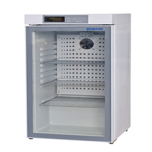 BIOBASE China Small Glass Door Pharmaceutical Medical Refrigerator