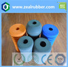 sponge rubber grip/plastic foam materials