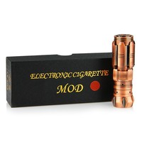 2014 New design Maraxus Mechanical Mod V3 e cig - Color Series 2 applicable batteries 18350, 18650, 18500