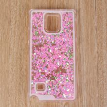 2016 Hot Sale Liquid Glitter Sand Star Quicksand Crystal Phone Cover Case For Samsung Note3 Note4 note5 s5 s6