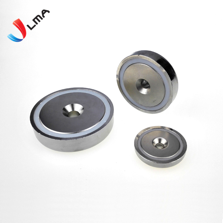 Strong Magnetic Pot,Neodymium Magnetic Cup, magnet screw hole