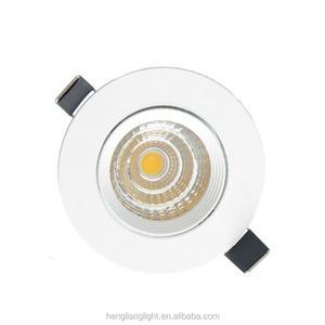 CCT Dimming Color Temperature Adjustable 20w cob led downlight