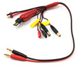 Multi Connector Charge Lead With Traxxas Connector