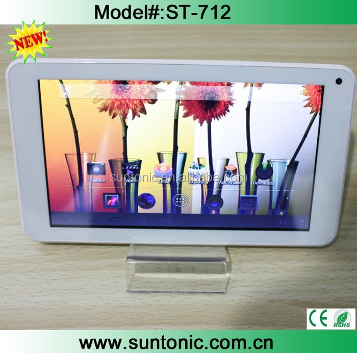 Factory supply cheap 7 inch tablet dual core Android 4.4