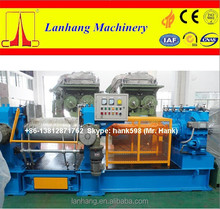 Rubber NB SBR EPDM Open two roll mixing mill