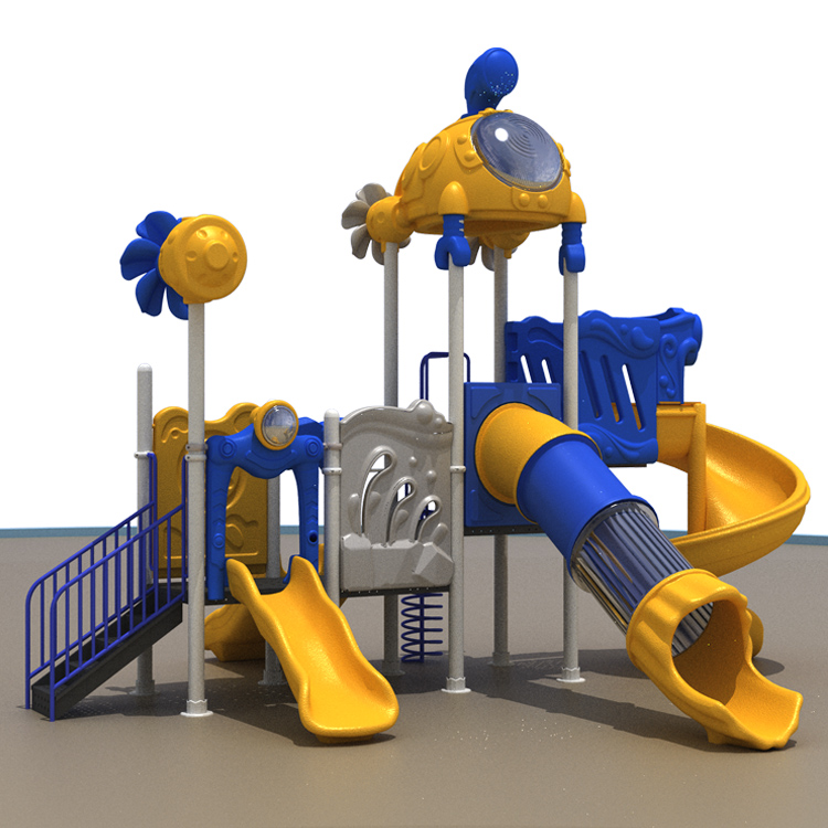 Children outdoor playground <strong>equipment</strong> with swing set