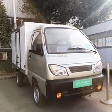 Electric Van with 80km/hr Max Speed and Automatic Gearshift for sale