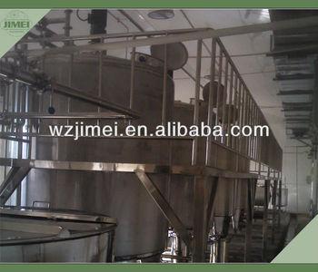 Aloe Vera Processing Unit