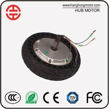 Electric Scooter 8 inch Single Shaft DC Hub Motor