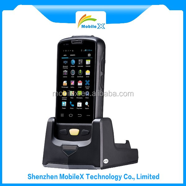 Rugged PDA,Industrial data collector,mobile barcode scanner,GSM,Camera,GPS(MX4000)