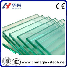 CCC/CE-Approved Desktop Tempered Glass for office, dinning room,etc