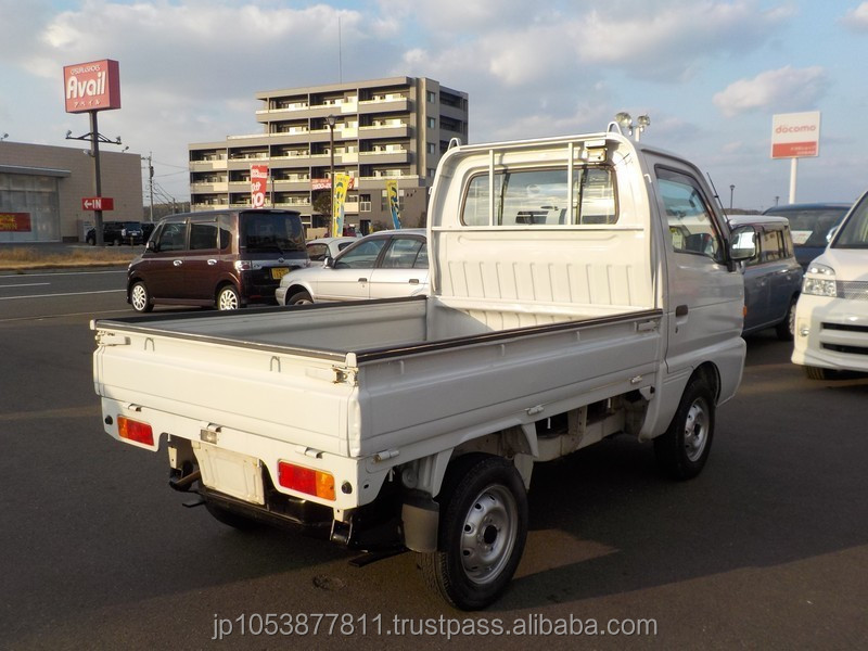 Popular Japanese second hand mini truck from Japan